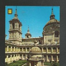 Postales: POSTAL SIN CIRCULAR - EL ESCORIAL 53 - MADRID - EDITA ESCUDO DE ORO. Lote 190991398