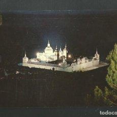 Postales: POSTAL SIN CIRCULAR - EL ESCORIAL 72 - MADRID - EDITA ESCUDO DE ORO. Lote 190991775