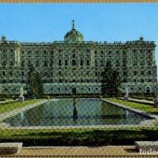 Postales: POSTAL MADRID - PALACIO REAL. Lote 191088292