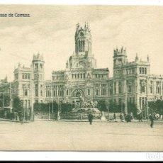Postales: A100- 3 POSTALES DE MADRID ESCRITAS CON UNA CARTA AL DORSO DE LAS TRES DE CALATAYUD EL 22- 9-1.923 . Lote 191960452
