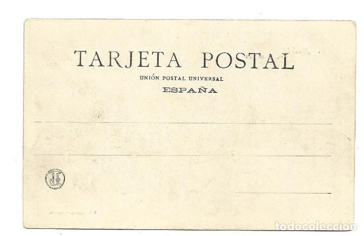 Postales: A100- MADRID - POSTAL ANTIGUA - PLAZA MAYOR Nº 11 - FOTO- LACOSTE - SIN CIRCULAR SIN DIVIDIR - Foto 2 - 191962871