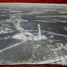 Postales: FOTO POSTAL DEL CERRO DE LOS ANGELES (MADRID), FOTOGRAFO PORTILLO, SIN CIRCULAR. Lote 192323706