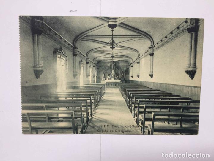 Postales: 3 tarjetas postales (1930's) Colegio ESCOLAPIOS - GETAFE (Portillo) ¡Sin circular! ¡Originales! - Foto 5 - 192359255