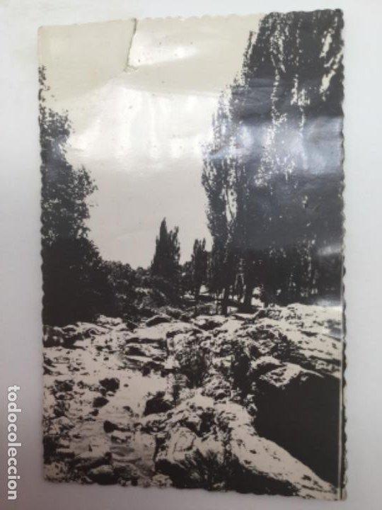 POSTAL EL RÍO, MIRAFLORES DE LA SIERRA, MADRID. AÑOS 50 (Postales - España - Comunidad de Madrid Antigua (hasta 1939))