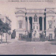Postales: POSTAL MADRID - MUSEE DE REPRODUCTIONS DE SCULTURES - MUSEO DE REPRODUCCIONES DE ESCULTURAS. Lote 193576254