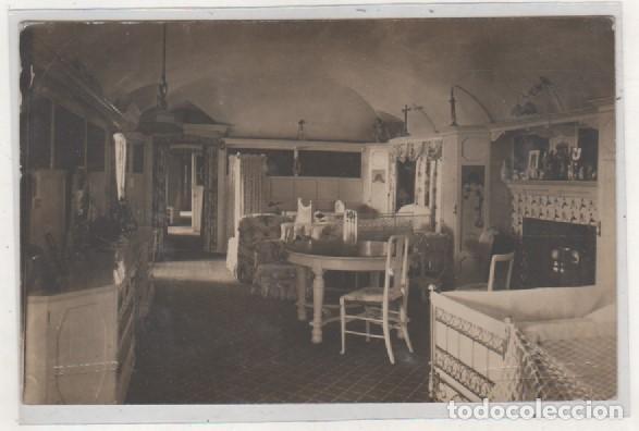 POSTAL FOTOGRÁFICA FRANZEN MADRID, DORMITORIO DE NIÑOS. CASA REAL ? NOBLEZA ? MADRID ? SIN CIRCULAR. (Postales - España - Comunidad de Madrid Antigua (hasta 1939))