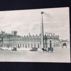 Postales: POSTAL PERFUMERIA GAL MADRID FABRICA . Lote 194080335
