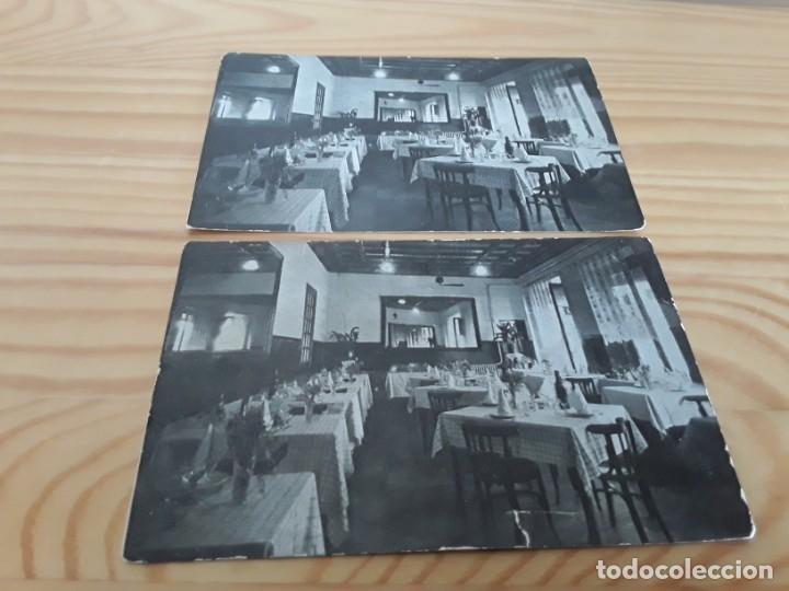 ANTIGUO HOTEL SEVILLA, 1935 (Postales - España - Comunidad de Madrid Antigua (hasta 1939))