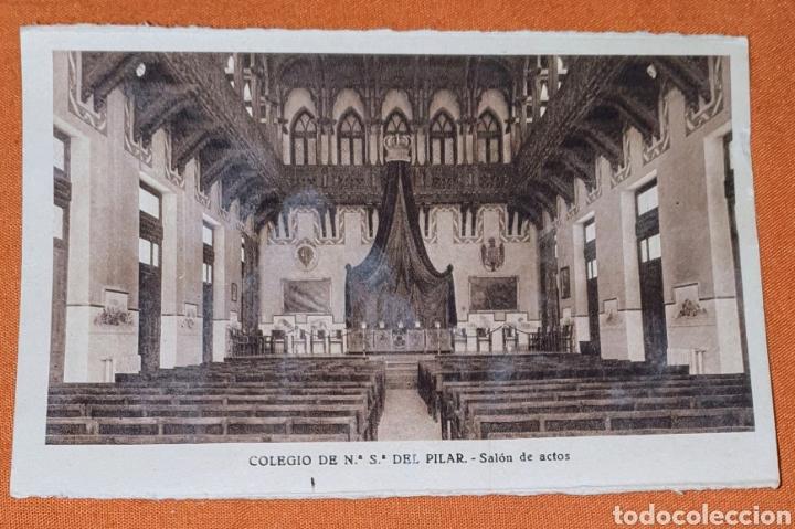 Postales: 23 antiguas Postales del Colegio de Ntra. Sra. del Pilar (Marianista) Castelló, 56 - Foto 14 - 194171348