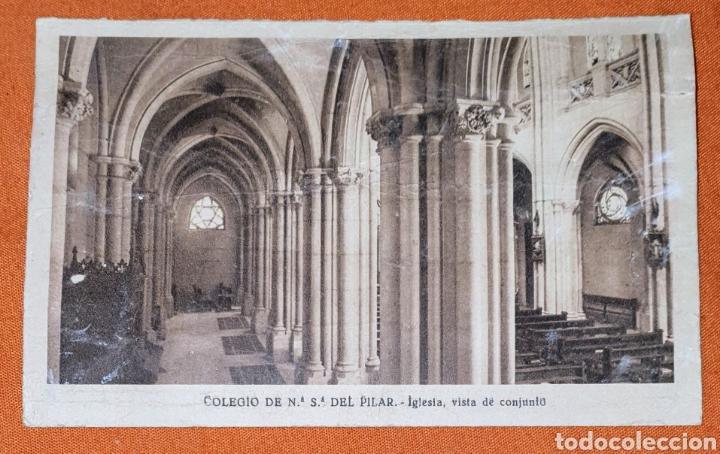 Postales: 23 antiguas Postales del Colegio de Ntra. Sra. del Pilar (Marianista) Castelló, 56 - Foto 15 - 194171348