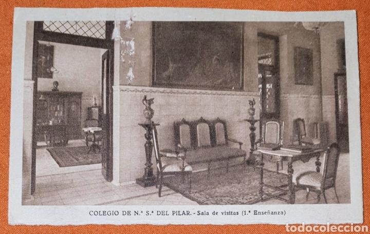 Postales: 23 antiguas Postales del Colegio de Ntra. Sra. del Pilar (Marianista) Castelló, 56 - Foto 21 - 194171348