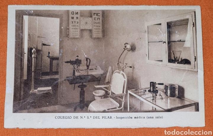 Postales: 23 antiguas Postales del Colegio de Ntra. Sra. del Pilar (Marianista) Castelló, 56 - Foto 22 - 194171348