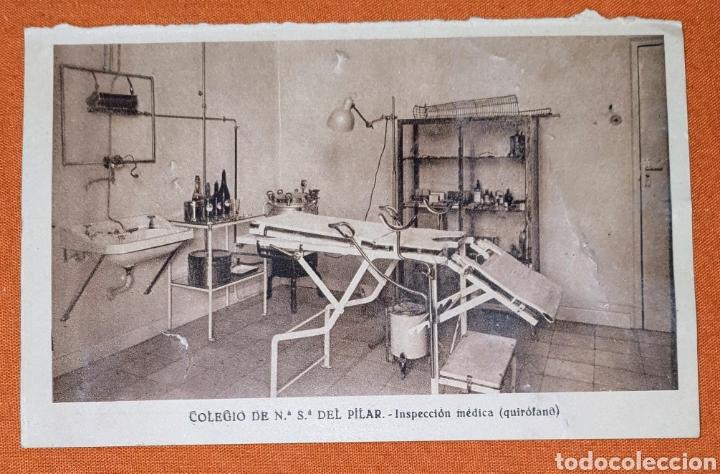 Postales: 23 antiguas Postales del Colegio de Ntra. Sra. del Pilar (Marianista) Castelló, 56 - Foto 23 - 194171348