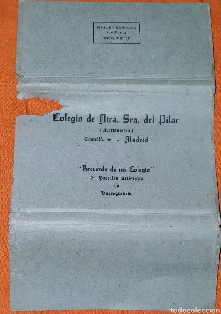 Postales: 23 antiguas Postales del Colegio de Ntra. Sra. del Pilar (Marianista) Castelló, 56 - Foto 25 - 194171348
