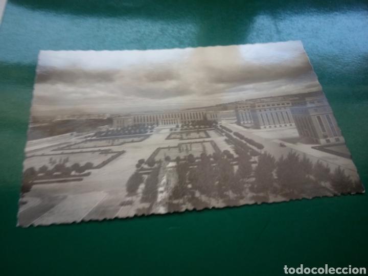 ANTIGUA POSTAL DE MADRID. CIUDAD UNIVERSITARIA. AÑOS 60 (Postales - España - Madrid Moderna (desde 1940))