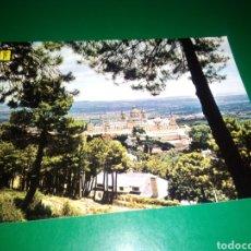Postales: ANTIGUA POSTAL DE EL ESCORIAL MADRID. AÑOS 60. Lote 194237475