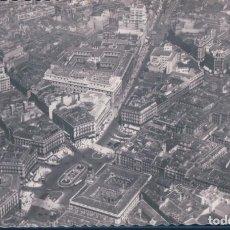 Postales: POSTAL MADRID AEREA - PUERTA DEL SOL Y CALLE DE ALCALA - GARRABELLA. Lote 194275660