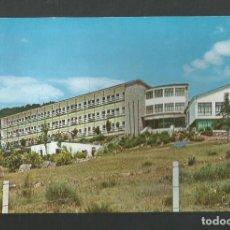 Postales: POSTAL CIRCULADA -NAVACERRADA 1 - MADRID - RESIDENCIA INSTITUTO NACIONAL DE PREVISION - VISTABELLA. Lote 194284567