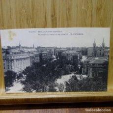 Postales: POSTAL DE MADRID.HAUSER Y MENET.REAL ACADEMIA ESPAÑOLA,MUSEO DEL PRADO E IGLESIA DE LOS JERÓNIMOS.. Lote 194290943