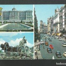 Postales: POSTAL CIRCULADA - MADRID 62 - EDITA GARCIA GARRABELLA. Lote 194291638