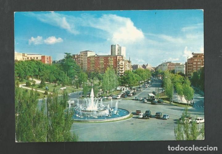 POSTAL CIRCULADA - MADRID 289 - VISTA PARCIAL - EDITA BEASCOA (Postales - España - Madrid Moderna (desde 1940))
