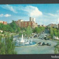 Postales: POSTAL CIRCULADA - MADRID 289 - VISTA PARCIAL - EDITA BEASCOA. Lote 194291961