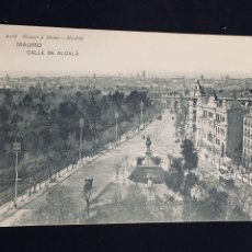 Postales: POSTAL MADRID CALLE DE ALCALA 2088 HAUSER Y MENET NO INSCRITA NO CIRCULADA . Lote 194312748