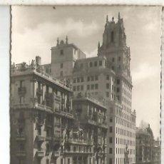 Postales: MADRID AVDA JOSE ANTONIO SIN ESCRIBIR. Lote 194325576