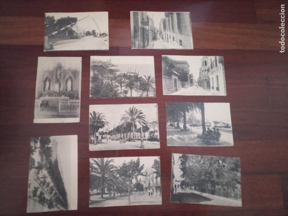 LOTE POSTALES MADRID, PUEBLOS , VARIOS, ETC... MUY RARAS (Postales - España - Comunidad de Madrid Antigua (hasta 1939))