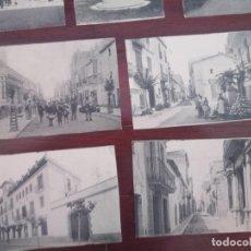 Postales: LOTE POSTALES MADRID, PUEBLOS , VARIOS, ETC... MUY RARAS. Lote 194329100