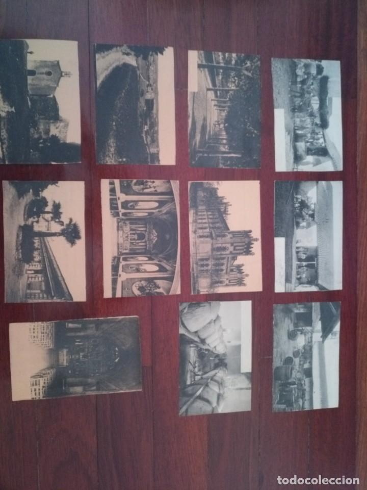 Postales: Lote postales Madrid, pueblos , varios, etc... Muy raras - Foto 3 - 194329226