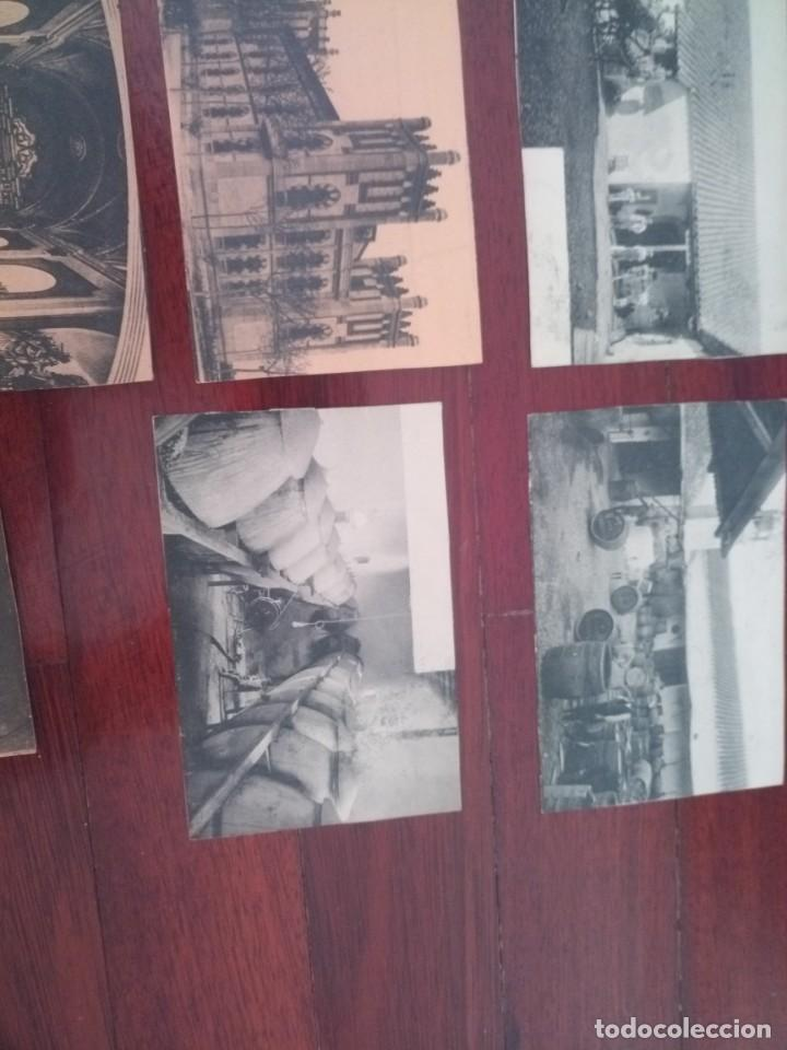 Postales: Lote postales Madrid, pueblos , varios, etc... Muy raras - Foto 4 - 194329226