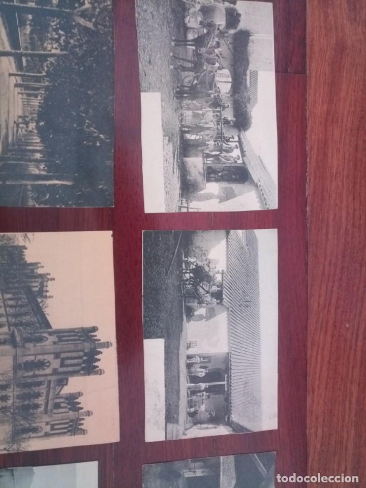 Postales: Lote postales Madrid, pueblos , varios, etc... Muy raras - Foto 5 - 194329226
