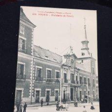 Postales: POSTAL MADRID MINISTERIO DE ESTADO 606 CASTAÑEIRA Y ALVAREZ NO INSCRITA NO CIRCULADA. Lote 194337940