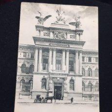 Postales: POSTAL 122 MADRID PORTADA DEL MINISTERIO DE FOMENTO LACOSTE FOT INSCRITA CIRCULADA. Lote 194338475