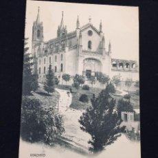 Postales: POSTAL MADRID IGLESIA DE LOS JERONIMOS 1119 HAUSER NO INSCRITA NO CIRCULADA. Lote 194339453