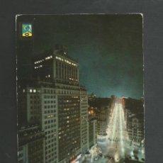 Postales: POSTAL CIRCULADA - MADRID 57 - EDIFICIO ESPAÑA - EDITA DOMINGUEZ. Lote 194359792