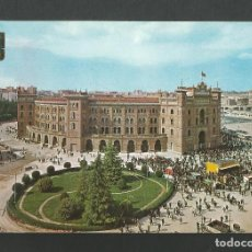 Postales: POSTAL CIRCULADA - MADRID 108 - PLAZA DE TOROS - EDITA ESCUDO DE ORO. Lote 194359811