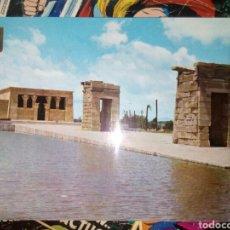 Postales: POSTAL DE MADRID. TEMPLO DEBOT.. Lote 194489633