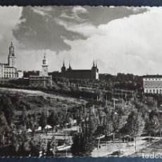 Postales: MADRID, MONCLOA, CARRETERA DEL PARDO, ANTIGUA POSTAL CIRCULADA . Lote 194497610