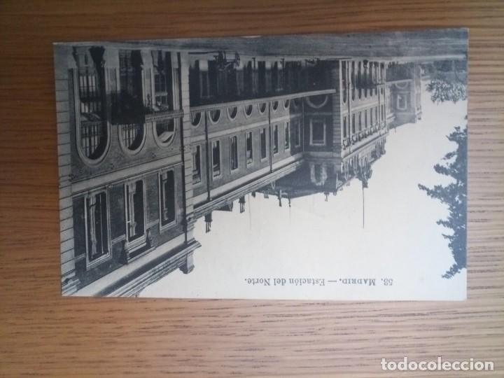 Postales: Antigua y rara postal Madrid 1900 - Foto 2 - 194510968