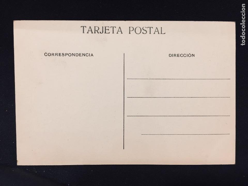 Postales: Postal Madrid plaza Mayor Ediciones FOTOTIPIA Casteñeira Nº 510 SIN CIRCULAR - Foto 2 - 194514713