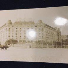 Postales: HOTEL PALACE MADRID CARRO BUEYES FOTO POSTAL NO ED NO INSCRITA NO CIRCULADA. Lote 194524402
