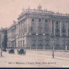 Postales: POSTAL MADRID - PALACIO REAL - VISTA GENERAL - LACOSTE 146. Lote 194559005