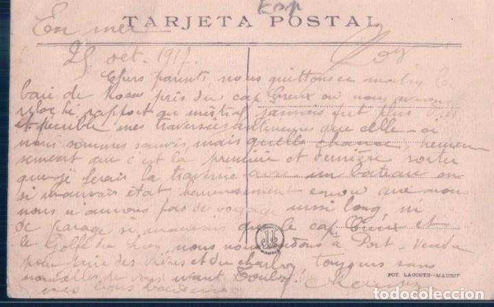 Postales: POSTAL MADRID - PALACIO REAL - VISTA GENERAL - LACOSTE 146 - Foto 2 - 194559005
