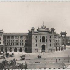 Postales: LOTE C-POSTAL MADRID PLAZA TOROS TRANVIAS. Lote 194593292