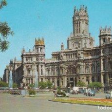 Postales: (53) MADRID. PALACIO DE COMUNICACIONES ... SIN CIRCULAR. Lote 194620015