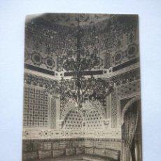 Postales: POSTAL -- ARANJUEZ - REAL PALACIO GABINETE ARABE -- SIN USO --. Lote 194620581
