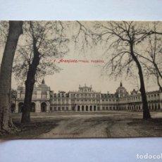 Postales: POSTAL -- ARANJUEZ - REAL PALACIO -- SIN USO --. Lote 194620853