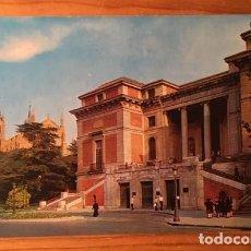 Postales: POSTAL MUSEO DEL PRADO. ANTIGUA. Lote 194625618